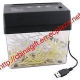 China USB Powered Paper Shredder on sale
