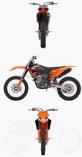 Buy 450 SX-F Ktm Dirt Bike (QH-088) at wholesale prices