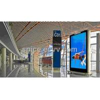 China 82 inch LCD AD display.lcd media display on sale