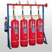 Quality Halon 1301 Firefighting System for sale