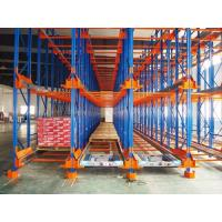 Buy cheap Product Mame: Shuttle Pallet racking from wholesalers