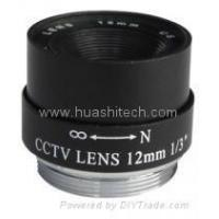China CCTV Accessories Fixed Iris Lens on sale