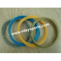 China Screw-like tennis string on sale