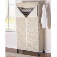 Buy cheap 3-tier cloths rack from wholesalers