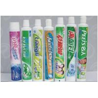 China Kind of Laminated Tubes Toothpaste Tube on sale