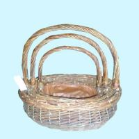 Quality willow flower baskets ERHD05-20 for sale