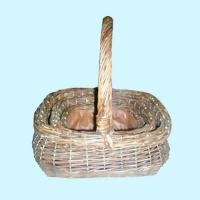 Quality willow flower baskets ERHD05-21 for sale