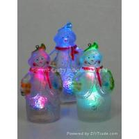 Best christmas crafts -Christmas Ornaments of Snowman - wholesale