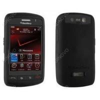 Quality Black Silicone Case Cover for Blackberry Storm 9500 for sale