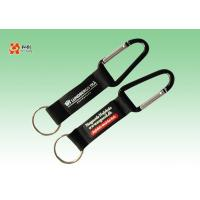 Buy cheap Wrist band carabineer key chain from wholesalers
