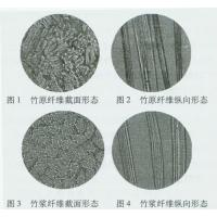 Quality The comparison between Original bamboo fiber and Bamboo pulp fiber for sale