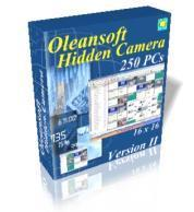 China Oleansoft Hidden Camera 250x1 on sale