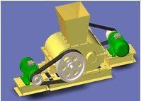 The M-E equipments-the industrial explosive currency produce equipments