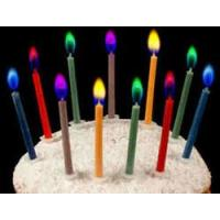 Best Colourful Flame Candles birthday candle MODEL: CB001 wholesale