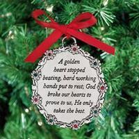 Best memorial ornament wholesale