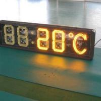 Buy cheap LED Time&Temp from wholesalers