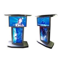 China Dual screen digital poster Standing on sale