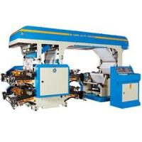 Quality Doctor Blade type 4 COLORS FLEXOGRAPHIC PRINTING MACHINE for sale