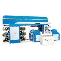 Quality Doctor Blade type 6 COLORS FLEXOGRAPHIC PRINTING MACHINE for sale