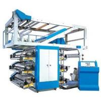 Quality Standard type 6 COLORS FLEXOGRAPHIC PRINTING MACHINES for sale