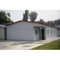 Prefabricated Building A Type House
