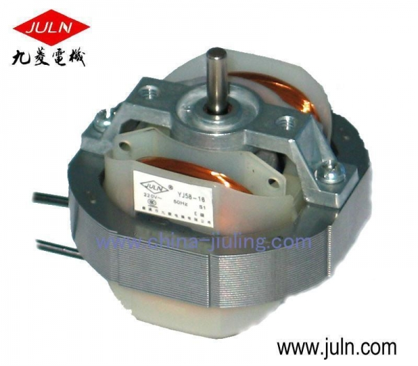 Buy YJ58 shaded pole motor/fan motor at wholesale prices