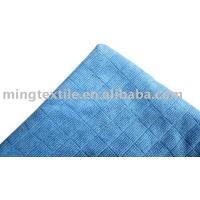 Quality microfiber weft knitted cleaning cloth for sale