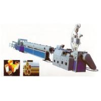 Quality PVC、PE Quincunx Multi-Hole Casing Pipe Production Line for sale