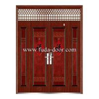 China Shuangfu four open security door(JNH-1120) on sale