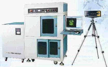 Cheap 3D laser engraving machine TJYAG-505B for sale
