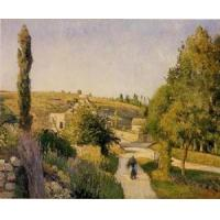 Quality Impressionist(3830) Landscape_at_l-Hermitage,_Pontoise for sale
