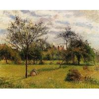 Quality Impressionist(3830) Morning,_Autumn_Sunlight,_Eragny for sale