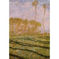 Quality Impressionist(3830) Springtime_Landscape_at_Giverny for sale