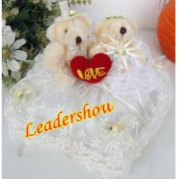 Best Ring pillow with bears wholesale