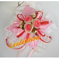 Buy cheap Ring pillow with flower from wholesalers