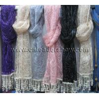 Buy cheap newest design of scarf from wholesalers