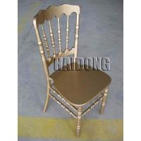 Quality HDNC01-II Gold Napoleon Chair for sale