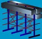 Quality Cantilever racks for sale