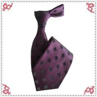 Quality Colour Woven polyester necktie JTL_szds_006 for sale
