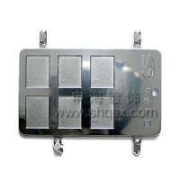 Quality Plastic Trade Plastic Electroplating for sale