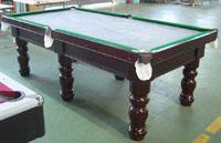 Buy cheap POKER CHIPS Zoom SNOOKER TABLE Model No.:H-610 Size: 9ft & 8ft from wholesalers