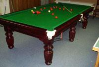 Buy cheap POKER CHIPS Zoom SNOOKER TABLE Model No.:H-611 Size: 9ft & 8ft from wholesalers