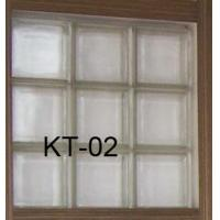 Quality Glass Block KT02 - Direct Clear for sale