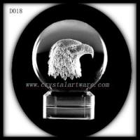 Best Crystal Ball with 3D Laser Image wholesale