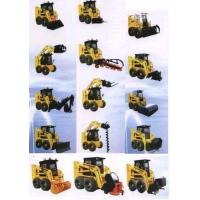 Quality Engineering Machine,Skid Steer Loader for sale