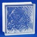 Quality Glasswork Glass block--ICE FLOWER PATTERN for sale