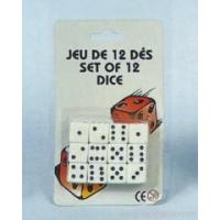 Quality Sports&Games 12pc Dice Set for sale
