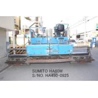 "Quality Used Wheel Type Asphalt Finisher ""Sumitomo"" HA60W HA450-0925 for sale"