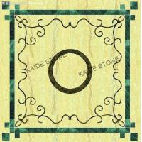 Marble Products Medallion 2