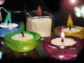 Buy cheap Colourful Flame Candles Color Flame Jar Candle MODEL: 17JC12 from wholesalers
